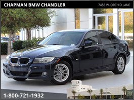 2010 BMW 3-Series Sdn