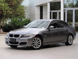 2011 BMW 3-Series Sdn