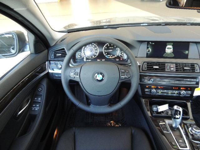 2013 Bmw 528i Interior