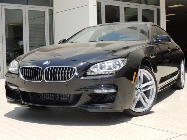2014 BMW 640i Gran Coupe Sedan