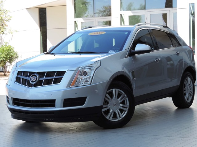 2010 Cadillac Srx Luxury Collection Stock 440979b In