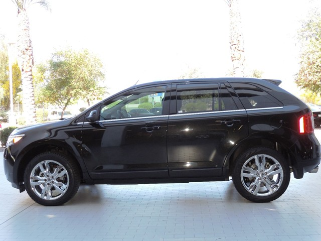 used 2013 ford edge limited nav stock 450708a chapman automotive group. Black Bedroom Furniture Sets. Home Design Ideas