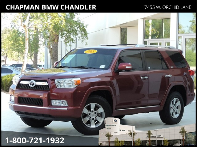 used 2011 toyota 4runner sr5 stock 450801a chapman automotive group. Black Bedroom Furniture Sets. Home Design Ideas