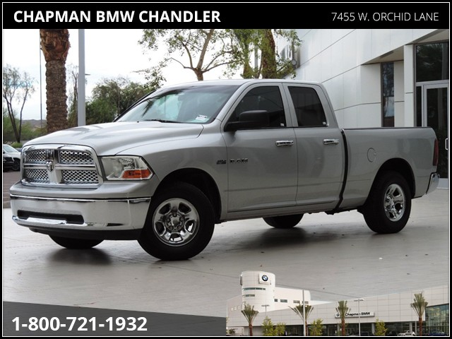 Used 2010 Dodge Ram 1500 St Extended Cab For Sale Stock