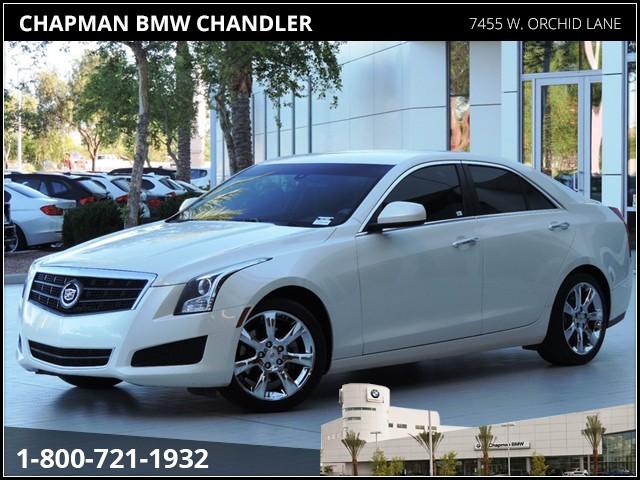 2013 Cadillac Ats 2 5l Stock 451284a