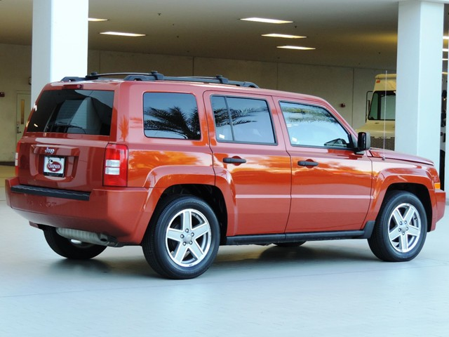 2008 Jeep Patriot Sport Nav Stock 451304a