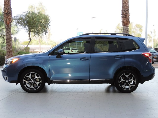 used 2015 subaru forester 2 0xt touring stock 451800a chapman automotive group. Black Bedroom Furniture Sets. Home Design Ideas