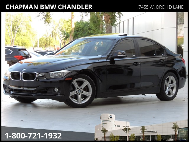Used 2013 Bmw 3 Series Sdn 328i Prem Pkg Nav Stock