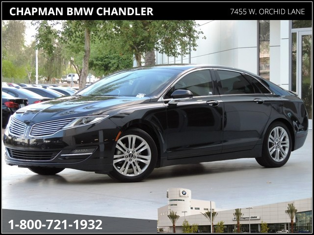 used 2013 lincoln mkz hybrid stock 460517a chapman automotive group. Black Bedroom Furniture Sets. Home Design Ideas