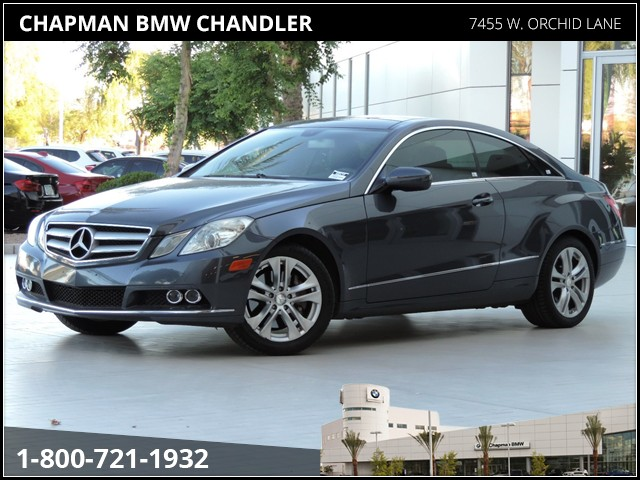 Used 2010 mercedes benz e class e350 nav stock 460521a for Mercedes benz of chandler inventory