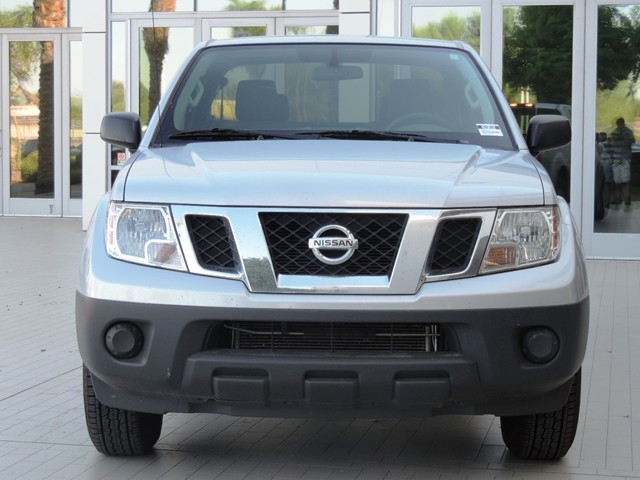 Used 2016 Nissan Frontier S Extended Cab For Sale Stock