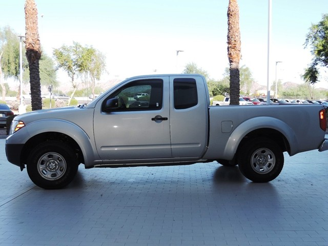 used 2016 nissan frontier s extended cab for sale stock. Black Bedroom Furniture Sets. Home Design Ideas
