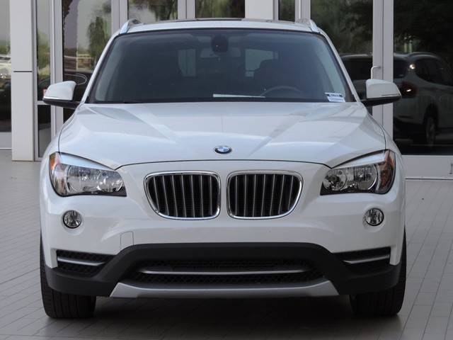 used 2014 bmw x1 sdrive28i stock 461096r chapman automotive group. Black Bedroom Furniture Sets. Home Design Ideas