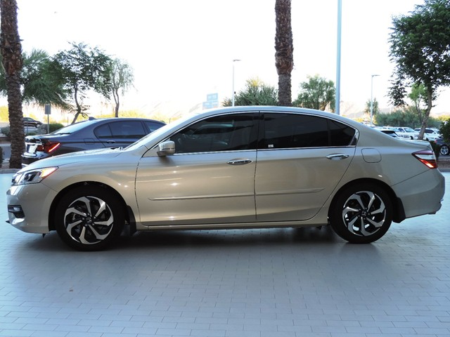 used 2016 honda accord ex l stock 461183q chapman automotive group. Black Bedroom Furniture Sets. Home Design Ideas