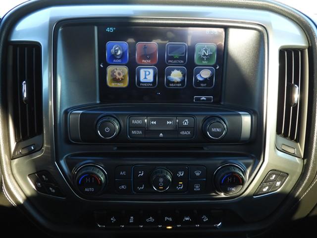 2018 Chevrolet Silverado 1500 LTZ Z71 Crew Cab Nav – Stock #490270A