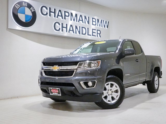 2017 Chevrolet Colorado LT Extended Cab – Stock #521178B