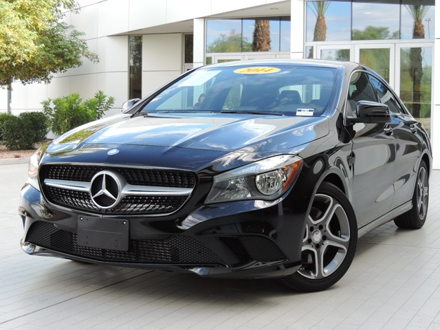 New and used mercedes benz cla class for sale in phoenix for Mercedes benz of chandler inventory
