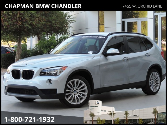 used 2014 bmw x1 sdrive28i stock 67597 chapman automotive group. Black Bedroom Furniture Sets. Home Design Ideas