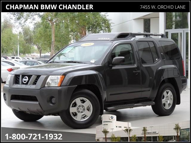 Used 2008 Nissan Xterra Se Stock 67683a Chapman