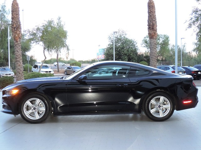 used 2015 ford mustang v6 stock 67758 chapman automotive group. Black Bedroom Furniture Sets. Home Design Ideas
