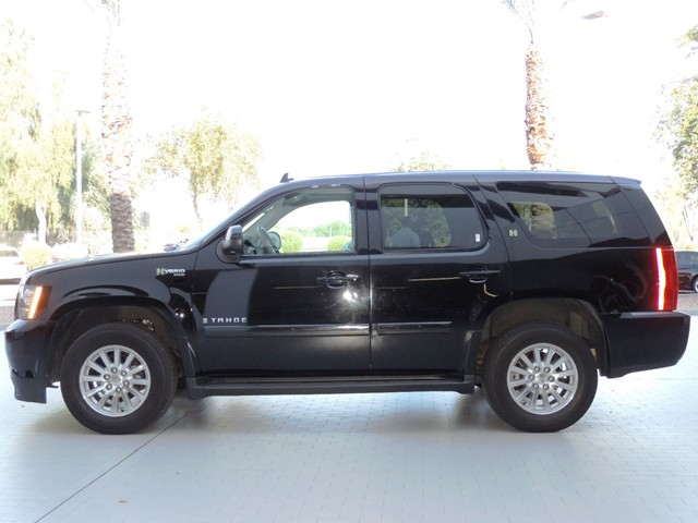 used 2008 chevrolet tahoe hybrid nav stock 67776a. Black Bedroom Furniture Sets. Home Design Ideas