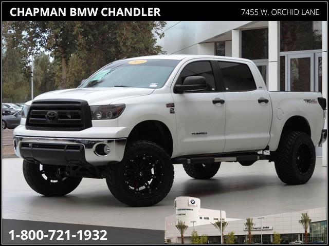 Used 2013 Toyota Tundra Grade Crew Cab Trd Off Road Pkg For Sale Stock 67854a Chapman Bmw On