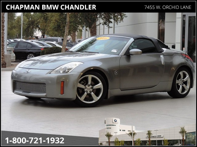 Used 2006 Nissan 350z Touring For Sale Stock 67875b