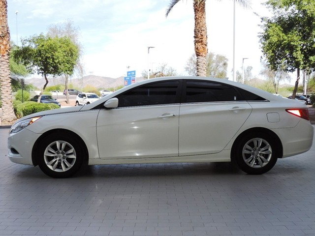 used 2011 hyundai sonata gls for sale stock 68040a chapman bmw on camelback. Black Bedroom Furniture Sets. Home Design Ideas