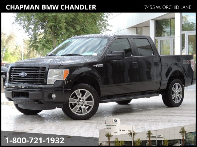 used 2014 ford f 150 stx crew cab stock 68073a chapman automotive group. Black Bedroom Furniture Sets. Home Design Ideas