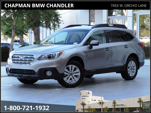 Used 2015 Subaru Outback 2 5i Premium For Sale Stock 68076 Chapman Bmw On Camelback
