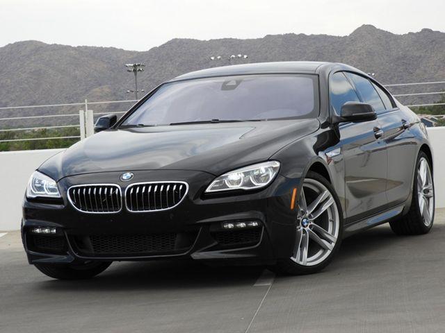 2017 BMW 6-Series 640i Gran Coupe M Sport Pkg Nav