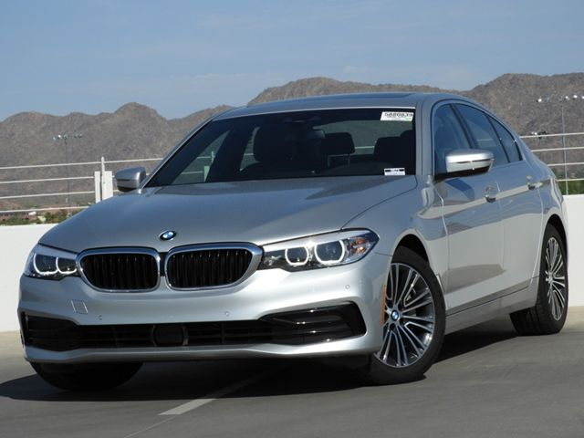 2019 BMW 5-Series 530i Prem2 Pkg Nav