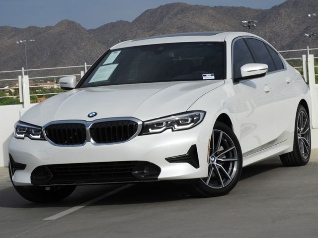 2019 BMW 3-Series Sdn 330i