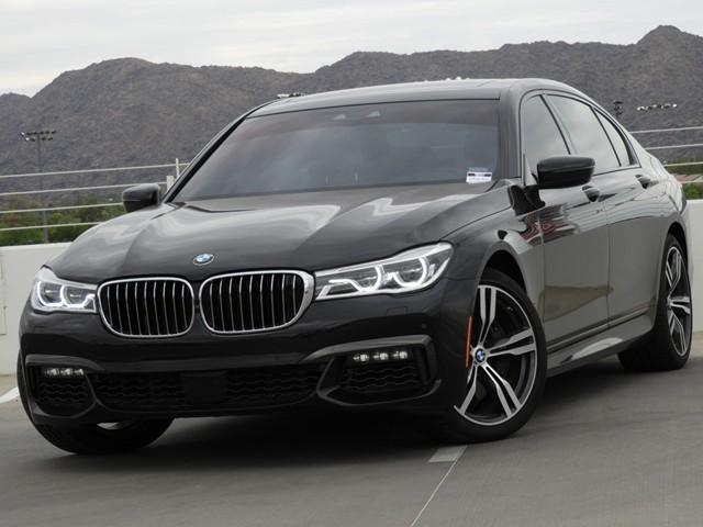 2016 BMW 7-Series 750i xDrive Exec/M Sport Pkg Nav