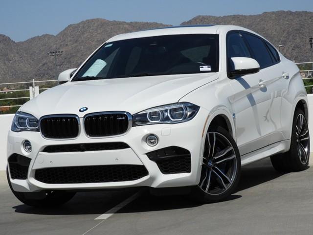 2016 BMW X6 M Exec Pkg Nav