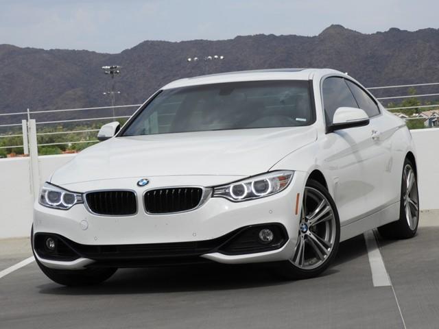 2016 BMW 4-Series 428i Nav