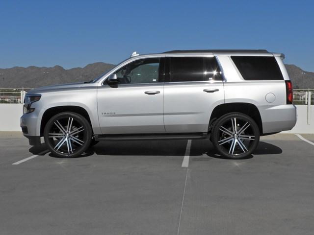 2019 Chevrolet Tahoe LS Nav – Stock #71021A