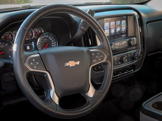 2017 Chevrolet Silverado 1500 LT Z71 Crew Cab – Stock #71116A
