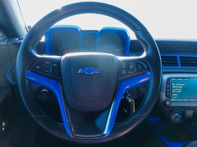 2015 Chevrolet Camaro LT – Stock #71272B