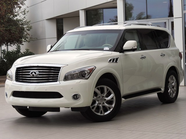 2013 Infiniti Qx56 Stock X450961a In Phoenix Arizona