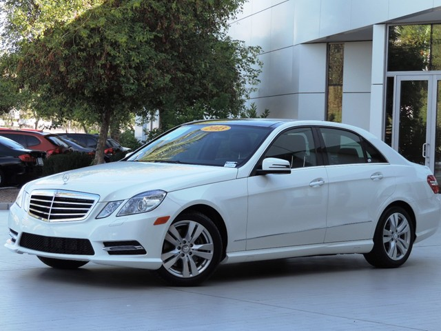 2013 mercedes benz e class e350 bluetec sport luxury pkg for Mercedes benz e class e350 bluetec