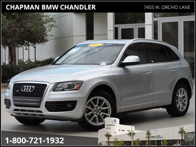 2012 audi q5 2 0t quattro premium plus pkg nav stock. Black Bedroom Furniture Sets. Home Design Ideas