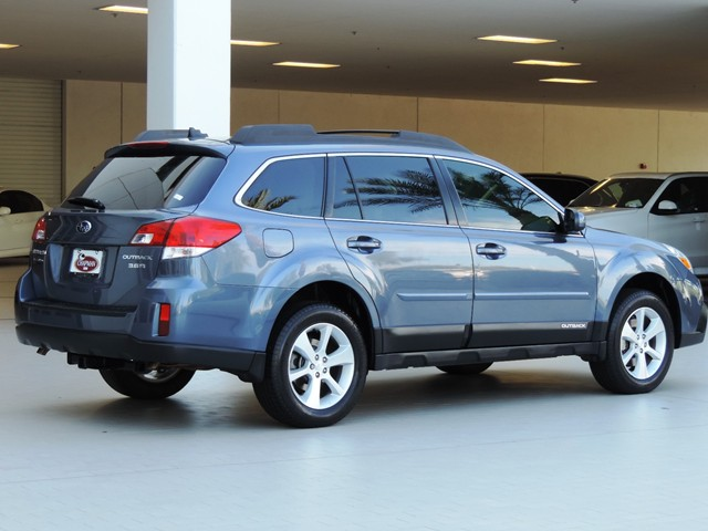 2013 Subaru Outback 3 6r Limited Stock X460320a In