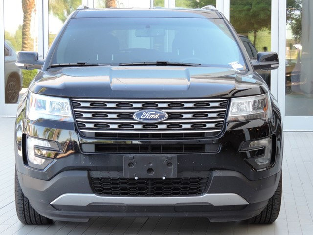 used 2016 ford explorer xlt stock x470062a chapman automotive. Black Bedroom Furniture Sets. Home Design Ideas