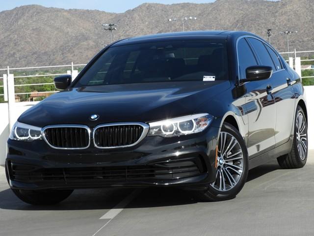 2019 BMW 5-Series 530i Nav