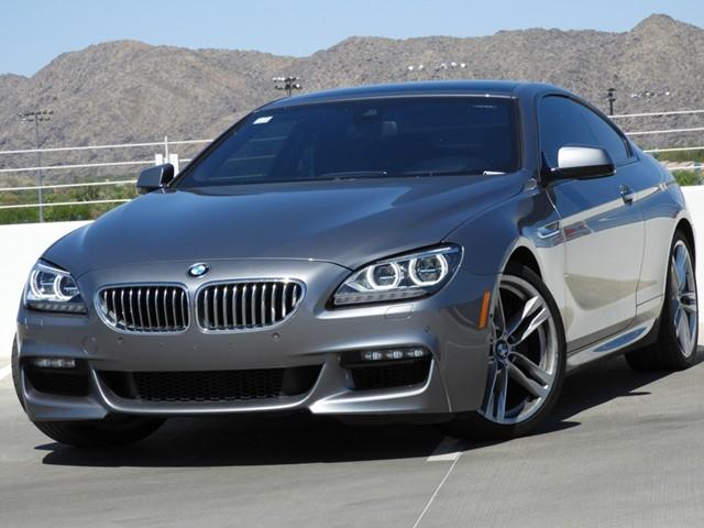 2014 BMW 6-Series 650i Exec/M Sport Pkg Nav