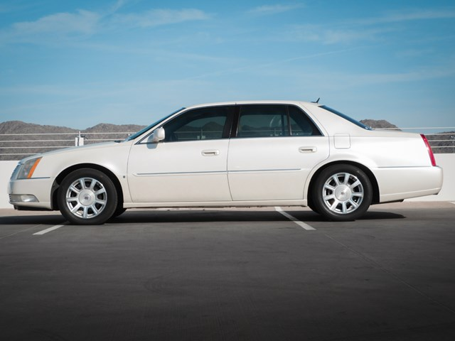 2008 Cadillac DTS  – Stock #X520932A