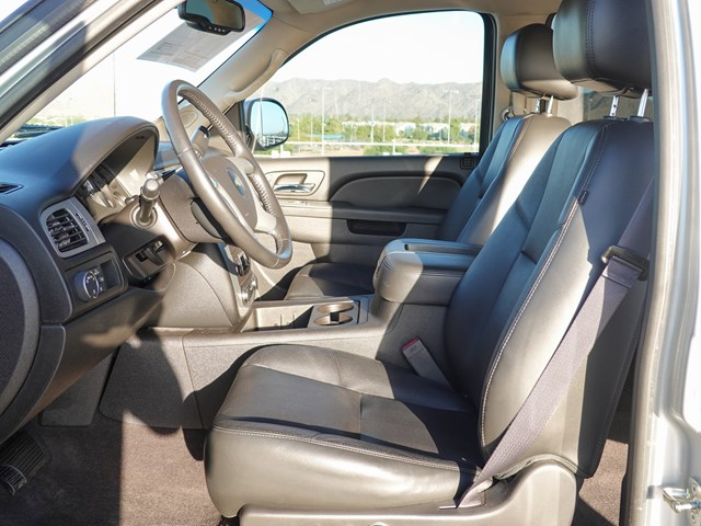 2013 Chevrolet Silverado 1500 LTZ Crew Cab – Stock #X530279A