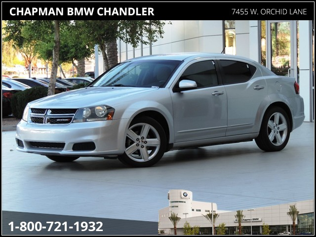 2011 Dodge Avenger Mainstreet at CHAPMAN BMW