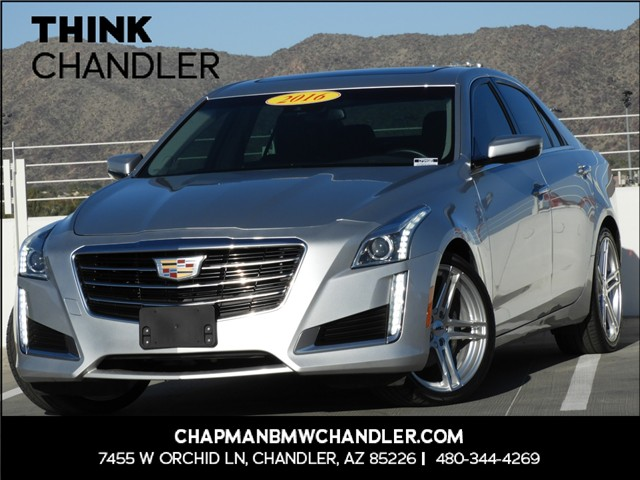 2016 Cadillac CTS 2.0T Luxury Collection Nav – Stock #CP94605